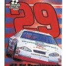 KEVIN HARVICK 2001 Press Pass Stealth #35 NASCAR