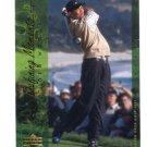 TIGER WOODS 2001 Upper Deck Defining Moments #124 ROOKIE PGA