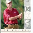 ROCCO MEDIATE 2002 Upper Deck UD Chipshots SILVER SP #93 ROOKIE PGA