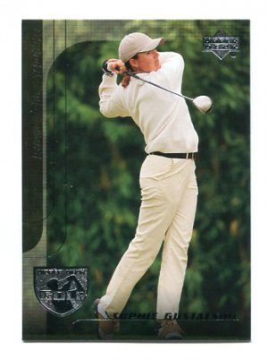 SOPHIE GUSTAFSON 2004 Upper Deck UD #125 ROOKIE LPGA