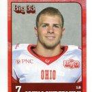 JOHN LOWDERMILK 2011 Big 33 OH High School card IOWA Hawkeyes LB