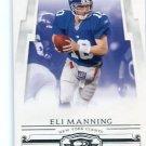 ELI MANNING 2007 Donruss Threads #108 New York NY Giants OLE MISS QB