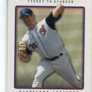 CLIFF LEE 2009 Topps Ticket To Stardom #169 INDIANS Philadelphia Phillies