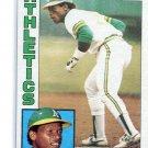 RICKEY HENDERSON 1984 Topps #230 Oakland A's