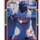 RICKEY HENDERSON 1987 Donruss Opening Day #248 New York NY Yankees