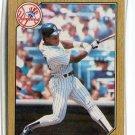 RICKEY HENDERSON 1987 Topps #735 New York NY Yankees
