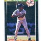 RICKEY HENDERSON 1989 Donruss #245 New York NY Yankees