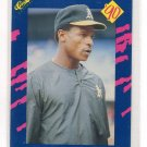 RICKEY HENDERSON 1990 Classic Blue #37 Oakland A's