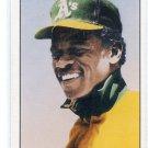 RICKEY HENDERSON 1990 Score Dream Team #686 Oakland A's