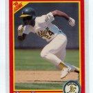 RICKEY HENDERSON 1990 Score #360 Oakland A's