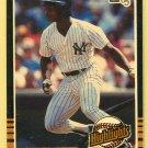 RICKEY HENDERSON 1985 Donruss Highlights #42 New York NY Yankees