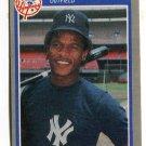 RICKEY HENDERSON 1985 Fleer Update #U-51 New York NY Yankees