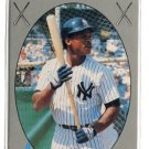 RICKEY HENDERSON Pacific Cards & Comics #7 New York NY Yankees