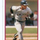 RICKEY HENDERSON 1988 Topps All-Star Glossy Mail In #25 Oakland A's