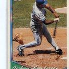 RICKEY HENDERSON 1994 Topps #248 Toronto Blue Jays