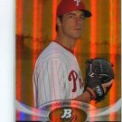 COLE HAMELS 2011 Bowman Platinum GOLD SP #83 Philadelphia Phillies
