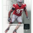 CAMERON HEYWARD 2011 SP Authentic #67 ROOKIE Steelers OHIO STATE Buckeyes