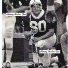 CHARLIE ZAPIEC Penn State Nittany Lions LB 1968-69, 71  -  8x10