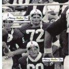 CHARLIE ZAPIEC & DOUG McARTHUR Penn State Nittany Lions 1969  -  8x10