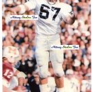 GREG BUTTLE Penn State Nittany Lions LB 1973-75  -  8x10