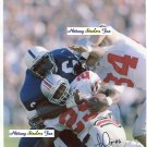 AARON COLLINS Penn State Nittany Lions MLB 1994-97  -  8x10 AUTO Autograph