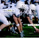 "JOE IORIO Penn State Nittany Lions CENTER 1999-02  -  8x10 AUTO Autograph ""Go PSU"" Inscription"