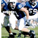ISAAC SMOLKO Penn State Nittany Lions TE 2022-05  -  8x10 AUTO Autograph STEELERS Ravens