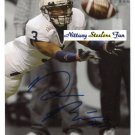 DEON BUTLER Penn State Nittany Lions WR 2005-08  -  5x7 AUTO Autograph SEAHAWKS