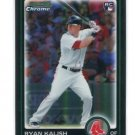RYAN KALISH 2010 Bowman Chrome Draft Picks REFRACTOR #BDP102 ROOKIE Boston Red Sox