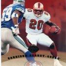 GARRISON HEARST 1997 Leaf 8x10 San Francsico SF 49ers GEORGIA Bulldogs