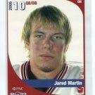 JARED MARTIN 2005 Big 33 High School card CINCINNATI Bearcats QB