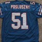 PAUL POSLUSZNY Buffalo Bills Jersey XL 52 Authentic Stitched PENN STATE Reebok w/ TAGS