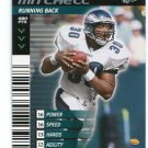 BRIAN MITCHELL 2001 NFL Showdown #27 PHILADELPHIA EAGLES