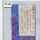 Penn State Nittany Lions vs. USC Trojans - Kick-Off Classic - TICKET STUB C - August 27, 2000