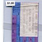 Penn State Nittany Lions vs. USC Trojans - Kick-Off Classic - TICKET STUB D - August 27, 2000