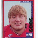 NICK MANGOLD 2002 Big 33 OH High School card OHIO STATE Buckeyes NY New York JETS