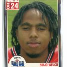 SIRJO WELCH 2004 Big 33 High School card OHIO STATE Buckeyes DB