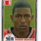BRANDON UNDERWOOD 2004 Big 33 High School card OHIO STATE Buckeyes PACKERS Bengals CB