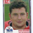 RYAN MARANDO 2004 Big 33 High School card INDIANA Hoosiers TE