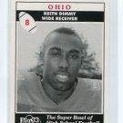 KEITH DIMMY 1994 Big 33 High School card OHIO STATE Buckeyes WR