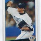 ROY HALLADAY 2009 Topps #155 Philadelphia Phillies BLUE JAYS
