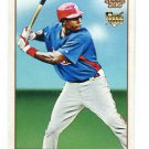 JOHN MAYBERRY Jr. 2009 Topps 206 #6 ROOKIE Philadelphia Phillies