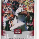 ISAIAH PEAD 2012 Leaf Draft #21 ROOKIE Cincinnati Bearcats RAMS RB