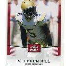 STEPHEN HILL 2012 Leaf Draft #44 ROOKIE Georgia Tech NEW YORK NY Jets WR