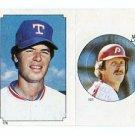 MIKE SCHMIDT 1984 Topps Sticker #101 Philadelphia Phillies
