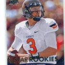 BRANDON WEEDEDN 2012 Upper Deck UD Star Rookie #62 Okalhoma State Cowboys BROWNS QB