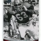 MIKE SINGLETARY  2012 Upper Deck UD #36 Baylor CHICAGO Bears