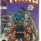 Marvel Comics: The Thing #19 Jan. 1985