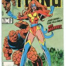 Marvel Comics: The Thing #35 May 1986