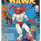 D.C. DC Comics: Teen Titans Spotlight on the Hawk #7 Feb. 1987